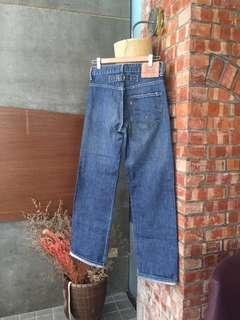 🇺🇸高腰牛仔寬褲