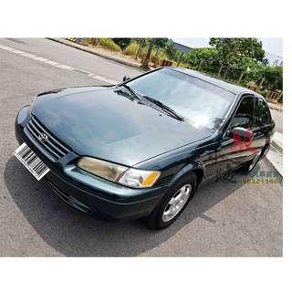 保證實車 1999年 豐田 冠美麗