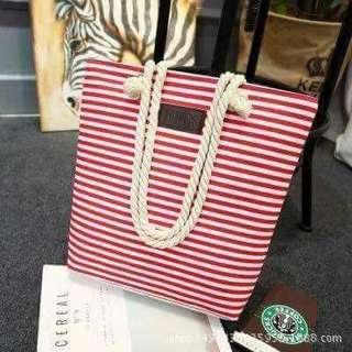 Stripes Sling Bag