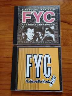 Fine Young Cannibals CDs