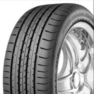 225/45/18 DUNLOP SPORT 2050 頂級日本製LEXUS配車輪胎 2013清倉限量最後一組