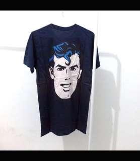 Tshirt cowok atau kaos pria