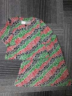 Humaira kids (Baju Kurung Raya Baby) - Kod HP 07  Size :  S (6m - 1 yrs) L (3 yrs)