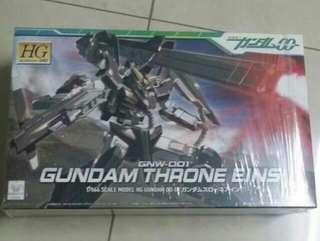 HG 1/144 Gundam Throne Eins