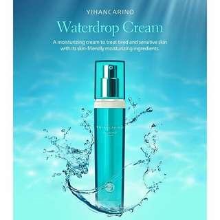 (過期)韓國YIHAN CARINO麗仁堂 Waterdrop Cream 三合一保濕凝露/精華露,#賣場內另有一卡通、悠遊卡、icash
