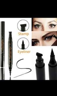 Waterproof Pro Winged Eyeliner & Stamp