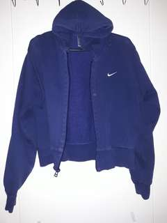 Boy's Navy Blue Jacket