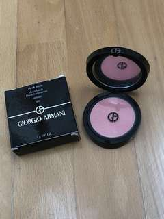 Giorgio Armani Cheek Fabric Blush Transparent #306 Attitude