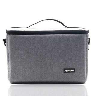 🚚 【Q夫妻】 Camera bag 單反攝影包 斜背包 相機包 內瞻包 大號 B4-2
