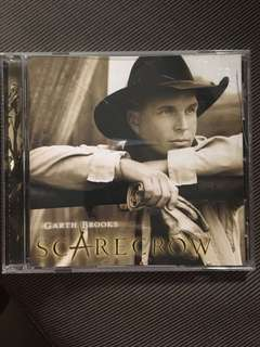 GARTH BROOKS - SCARECROW CD