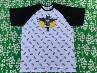 Lego batman mens tshirt