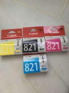 Canon Printer Ink 821
