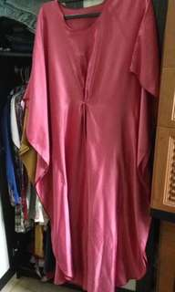 kaftan pink