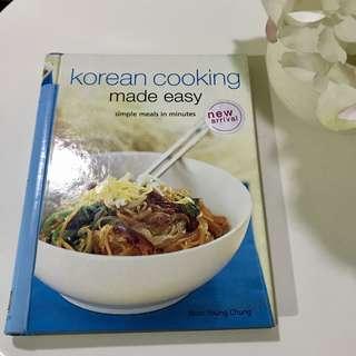 Korean Cooking Made Easy