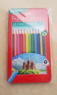 Faber-Castell colour pencil set of 12