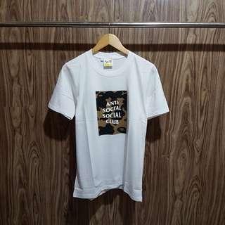 Tshirt anti social club