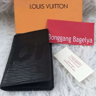 LV Supreme Mini Bifold Wallet
