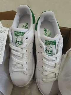 Adidas Stan Smith Green Tab