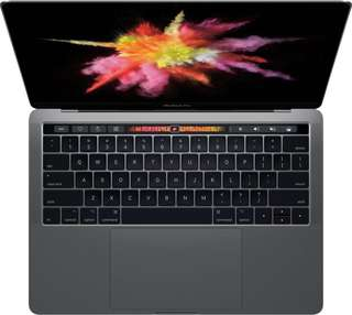 MacBook Pro Late 2016 Touch Bar 13 Inch Space Grey