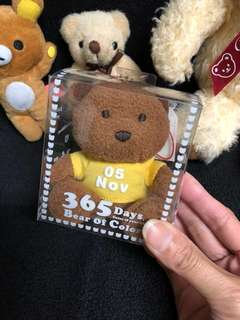 🚚 棕熊吊飾#五十元好物