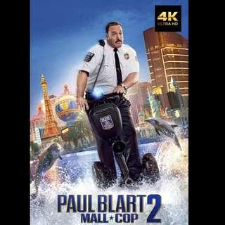 [Rent-A-4K-Movie] PAUL BLART MALL COP 2 (2015)