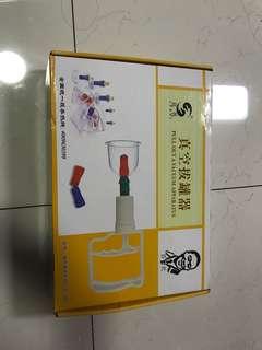 Vacuum apparatus 拔罐器和刮痧板