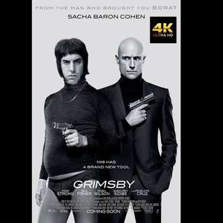 [Rent-A-4K-Movie] THE BROTHERS GRIMSBY (2016)