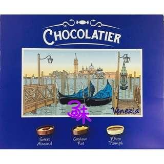 **超值特價 買一盒送一盒** (烏克蘭) 千禧巧克力-佛羅達巧克力 1盒125公克