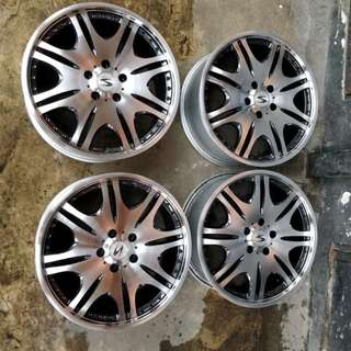 SPORT RIM 18inch USED WHEELS