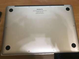 MacBook Pro 13吋 2014年款