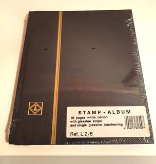 Stamp Album (From Germany)
