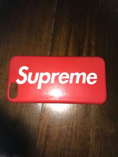 Supreme Case iphone 7/8