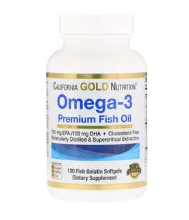 Omega 3 premium fish oil