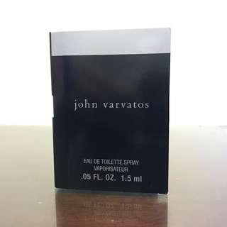 John Varvatos EDT by John Varvatos Vial