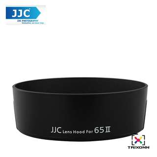 JJC LH-65ii Lens Hood for Canon EF 28mm f/2.8 , 35mm f2 Camera Lens ( EW-65II )