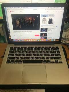 MacBook Pro 2015年末款