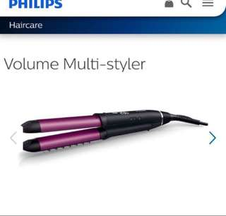 BN Philips 3 in 1 Hair Straightener