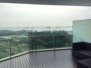 Seaview unit with spacious layout for sale - Silversea