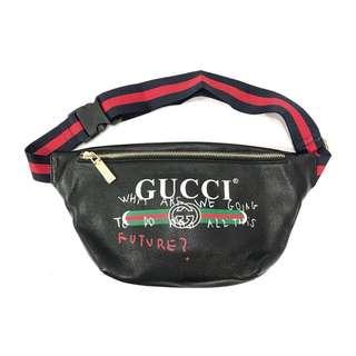 Gucci Coco Capitan waist bag
