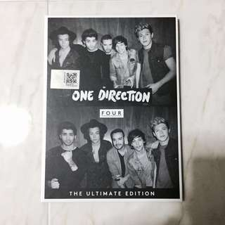 One Direction FOUR Album
