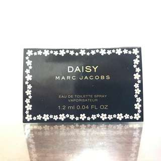 Daisy EDT by Marc Jacobs Vial