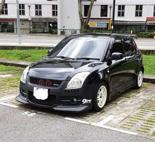 Suzuki Swift 1.5 Auto Special Edition