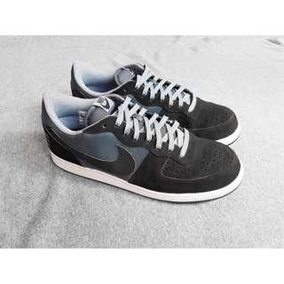 二手 10號 Nike Terminator Low 麂皮x皮革拼接 復古潮流 復刻休閒鞋 運動鞋