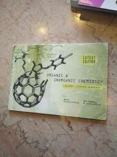 Organic & Inorganic Chemistry Summary