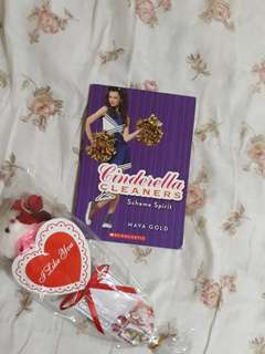 Cinderella Cleaners-Scheme Spirit Book 5 by Maya Gold