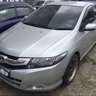 Honda City 1.5E full spec