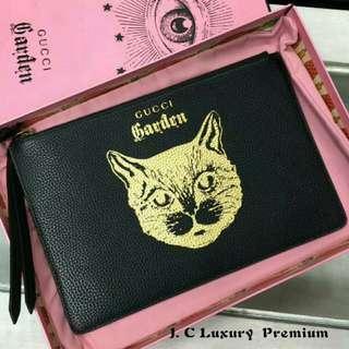 原单Gucci小猫手包