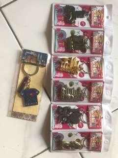 New key chain sing &KL
