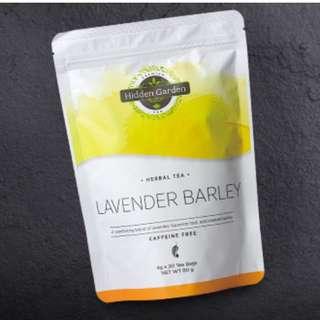 Lavender Barley Tea