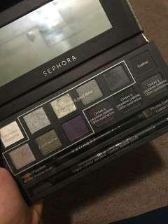 Sephora Dark Ombres Eyeshadow Palette